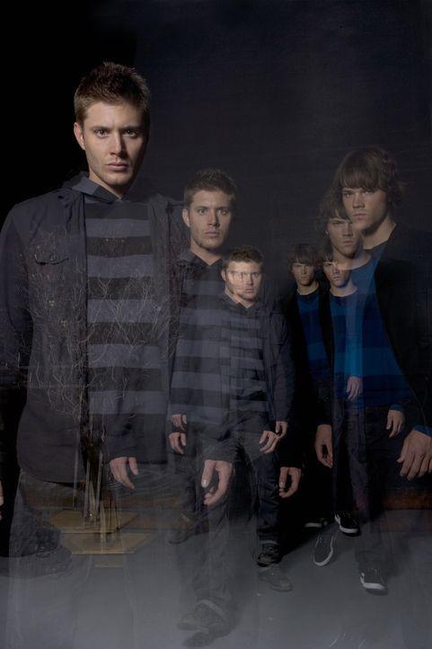 (2. Staffel) - Der Kampf gegen das Böse geht weiter: Sam (Jared Padalecki, r.) und Dean Winchester (Jensen Ackles, l.) ... - Bildquelle: Warner Bros. Television