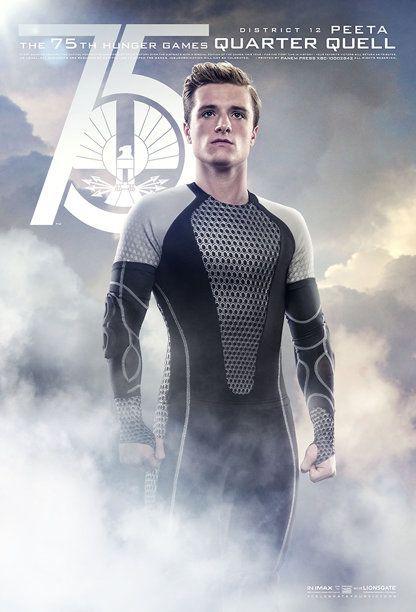 Josh Hutcherson als Peeta Mellark - Bildquelle: Lionsgate