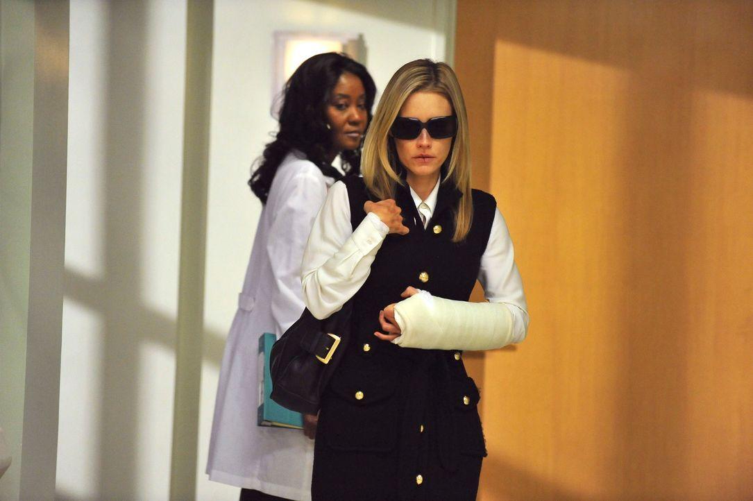 Versucht mit den emotionalen Auswirkungen der Vergewaltigung fertig zu werden: Charlotte (KaDee Strickland) ... - Bildquelle: ABC Studios