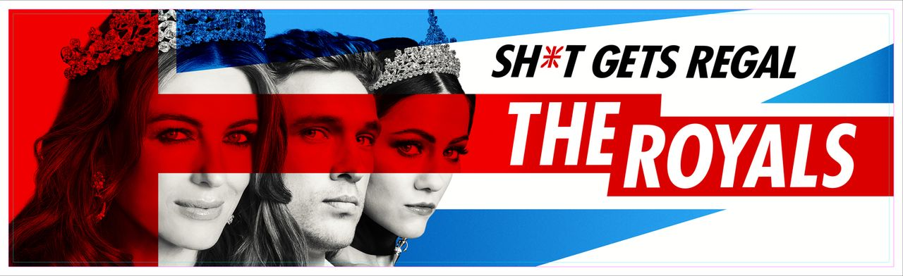 (4. Staffel) - The Royals - Artwork - Bildquelle: 2018 Lions Gate Entertainment Inc. All Rights Reserved.