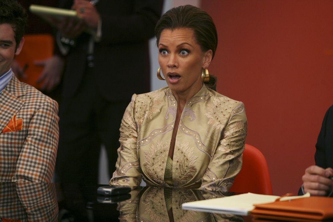 Wilhelmina Slater (Vanessa Williams) erhält endlich den Posten als neue Chefredakteurin. Doch wegen ungeklärter Machtverhältnisse wird sie aber scho... - Bildquelle: Buena Vista International Television
