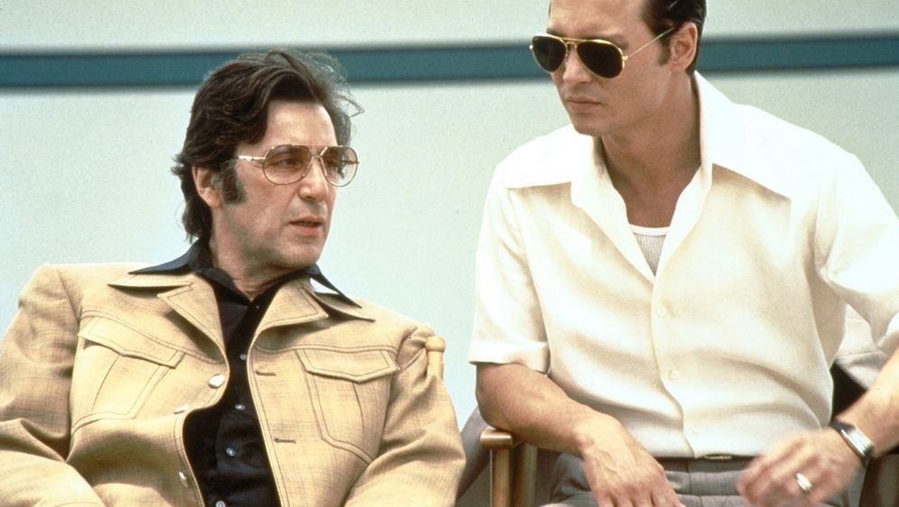 Donnie Brasco - Bildquelle: TriStar Pictures