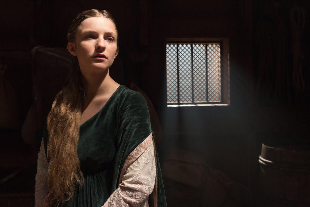Auch Anne Neville (Faye Marsay) träumt weiterhin davon, Königin von England zu werden ... - Bildquelle: 2013 Starz Entertainment LLC, All rights reserved
