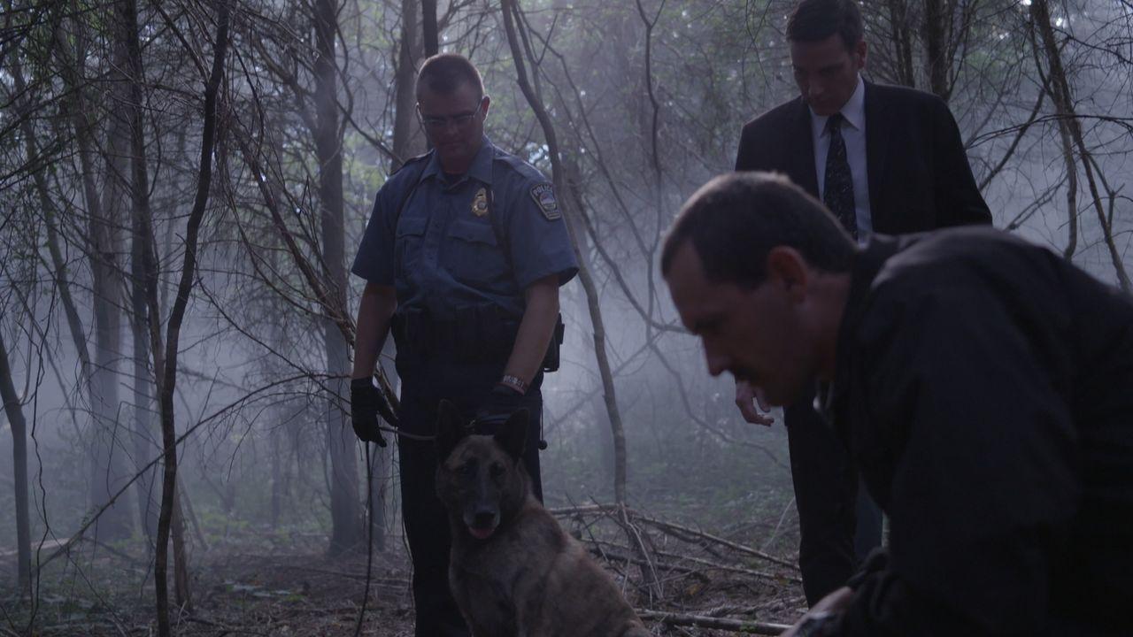 Im Jahr 1993 werden Überreste der 36-jährigen Diane Pelkey im Wald verstreut gefunden. Ihr Ehemann Michael macht sich verdächtig und beteuert, dass... - Bildquelle: Jupiter Entertainment