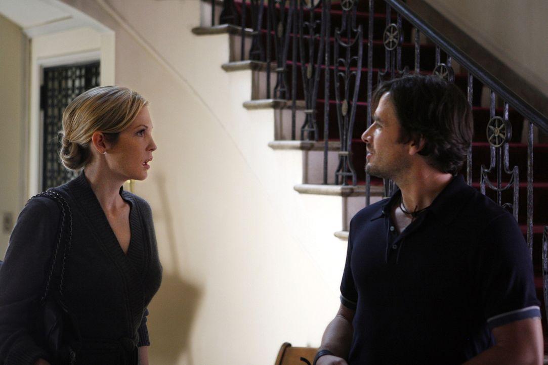 Serenas und Erics Mutter Lily van der Woodsen (Kelly Rutherford, l.) ist bereits mehrfach geschieden und hat jetzt ein Auge auf einen neuen Mann gew... - Bildquelle: Warner Brothers
