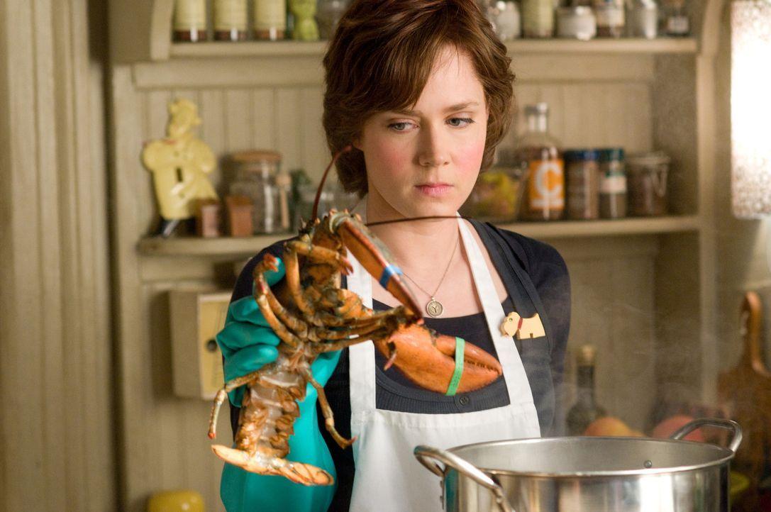 Julie (Amy Adams) kocht innerhalb eines Jahres sämtliche Rezepte im Kochbuch-Klassiker von Julia Childs nach und blogt über ihre Erfahrungen - seh... - Bildquelle: 2009 Columbia Pictures Industries, Inc. All Rights Reserved.