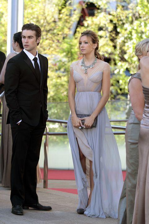 Dan und Nate (Chace Crawford, l.) müssen sich eingestehen, dass sie immer noch Gefühle für Serena (Blake Lively, r.) haben ... - Bildquelle: Warner Bros. Television
