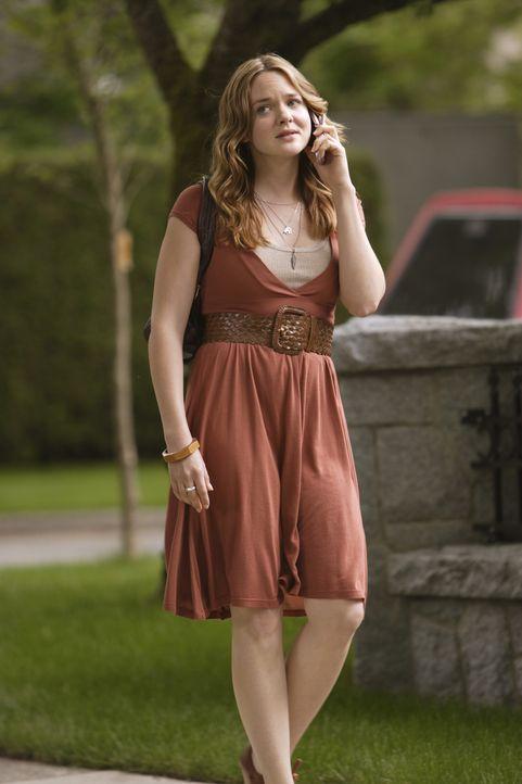 Lori (April Matson) ist besorgt um Kyle, der auf dem Rummelplatz zusammen gebrochen ist ... - Bildquelle: TOUCHSTONE TELEVISION