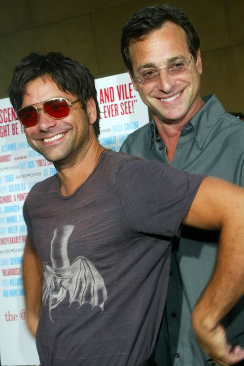 John_Stamos_Bob_Saget_2005 - Bildquelle: Matthew Simmons/Getty Images