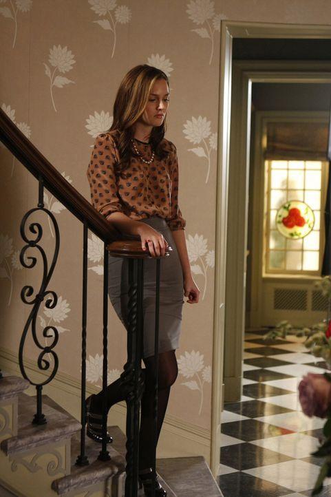 Gesteht Chuck seine Liebe. Doch Chuck kann es unter den gegebenen Umständen nicht zulassen: Blair (Leighton Meester) ... - Bildquelle: Warner Brothers