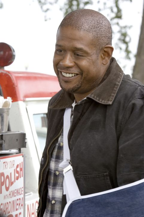 Ames (Forest Whitaker) taucht erneut im County auf, weil er in Berufung gehen will ... - Bildquelle: Warner Bros. Television
