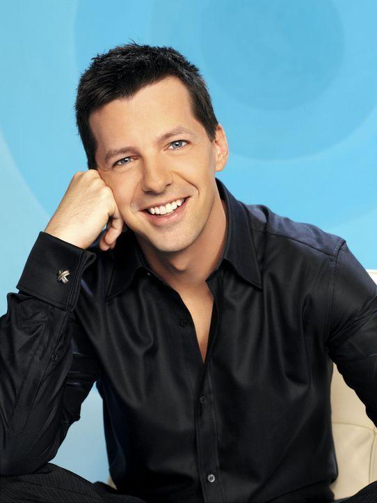 (7. Staffel) - Der Gelegenheits-Hysteriker Jack (Sean Hayes) hat einen Faible für Männer mit Waschbrettbauch ... - Bildquelle: NBC Productions