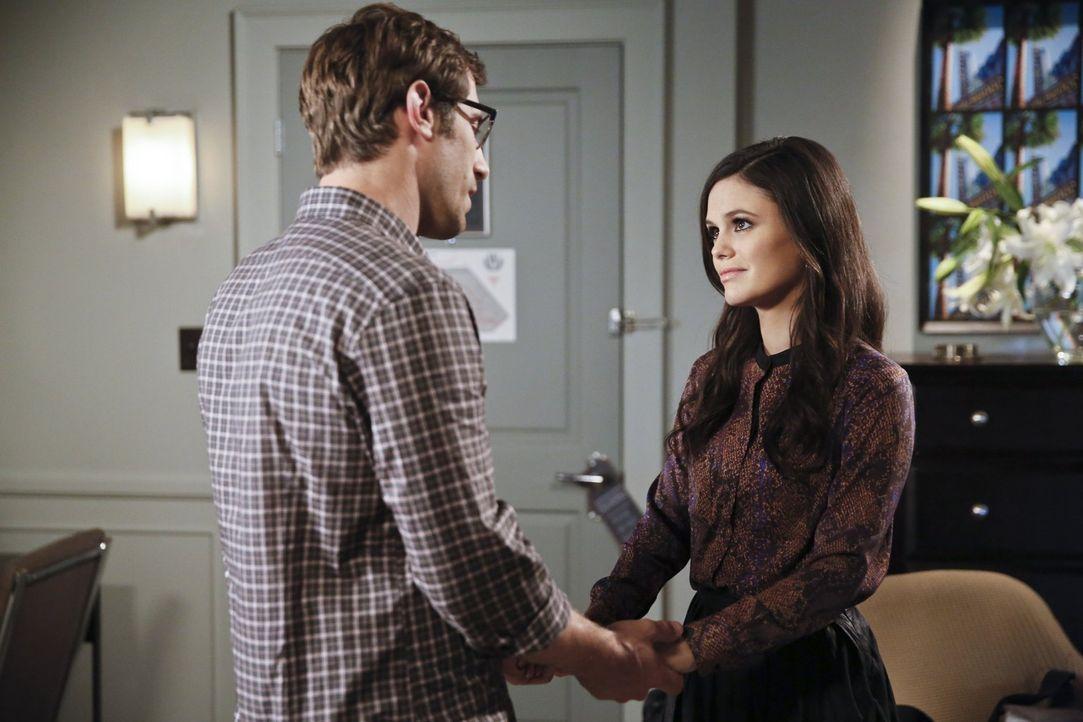 Weil sich Zoe (Rachel Bilson, r.) und Joel (Josh Cooke, l.) mit immer mehr Schwierigkeiten bei der Hausrenovierung rumärgern müssen, macht sich nach... - Bildquelle: Warner Brothers