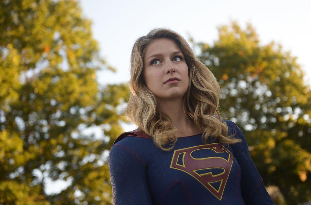 Kara alias Supergirl (Melissa Benoist) - Bildquelle: Sergei Bachlakov 2018 The CW Network, LLC. All Rights Reserved.