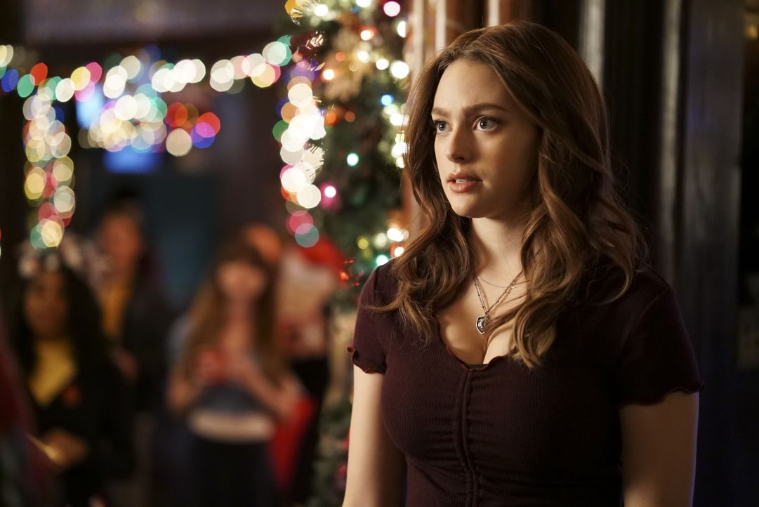 Hope Mikaelson (Danielle Rose Russell) - Bildquelle: Annette Brown 2020 Warner Bros Entertainment Inc. All rights reserved. / Annette Brown