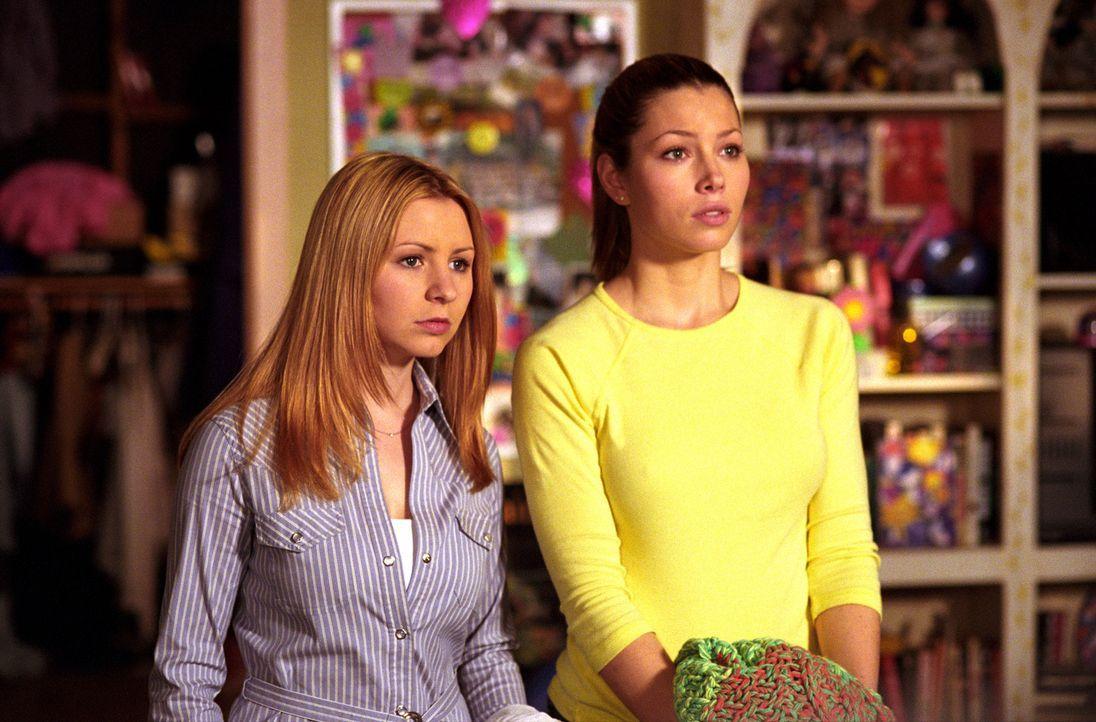 Matt und Sarah haben heimlich geheiratet. Ruthie findet es heraus, muss Matt aber versprechen, die große Neuigkeit für sich zu behalten, was ihr äuß... - Bildquelle: The WB Television Network