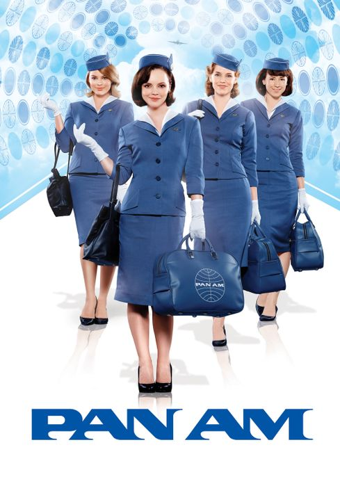 (1.Staffel) - PAN AM - Plakat - Bildquelle: 2011 Sony Pictures Television Inc.  All Rights Reserved.