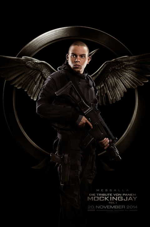 Tribute von Panem 3: Mockingjay Rebels - Messala - Bildquelle: Lionsgate
