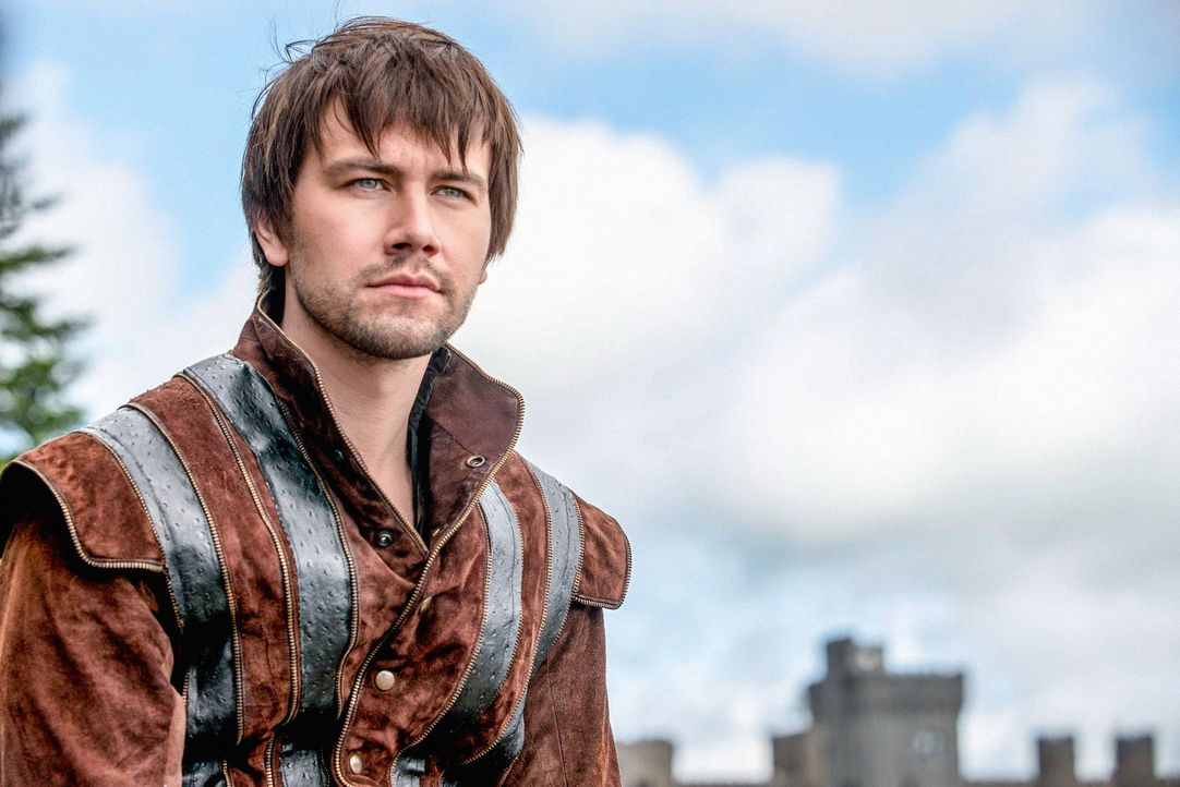 In der schweren Zeit ist er für Mary, die Königin von Schottland, eine Schulter zum Anlehnen: Bash (Torrance Coombs), der Halbbruder von Francis ... - Bildquelle: Bernard Walsh 2013 The CW Network, LLC. All rights reserved.