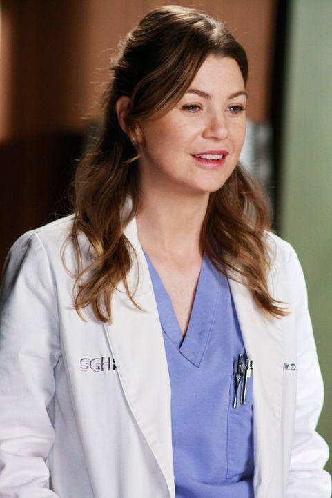 Kann nicht fassen, dass Derek seinen Job hinschmeißen möchte: Meredith (Ellen Pompeo) ... - Bildquelle: Touchstone Television