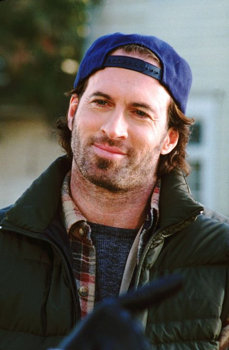 Kennt Luke (Scott Patterson) Lorelei besser als sie sich selber? - Bildquelle: 2000 Warner Bros.