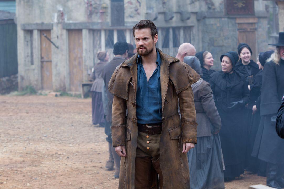 John (Shane West) erfährt, dass Mary nicht länger tot ist, ihr Leben jedoch erneut in großer Gefahr schwebt. Wird er sich dem Plan der Essex Hexen b... - Bildquelle: 2016-2017 Fox and its related entities.  All rights reserved.