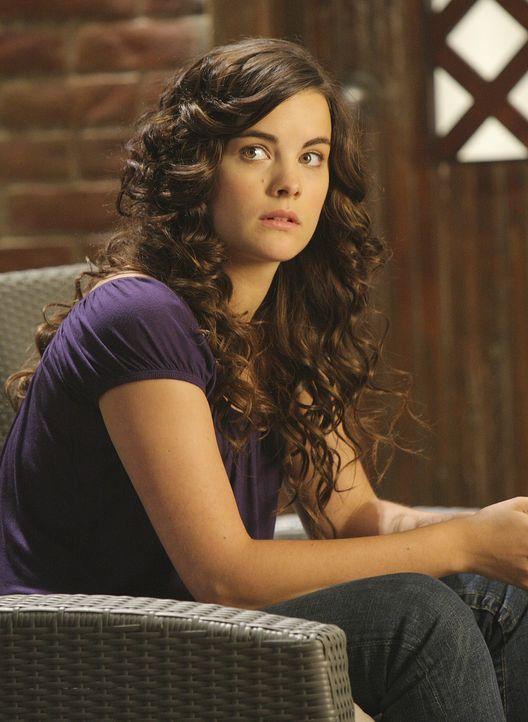 Jessi (Jaimie Alexander) ist furchtbar enttäuscht, weil Kyle keine Zeit für sie hat ... - Bildquelle: TOUCHSTONE TELEVISION