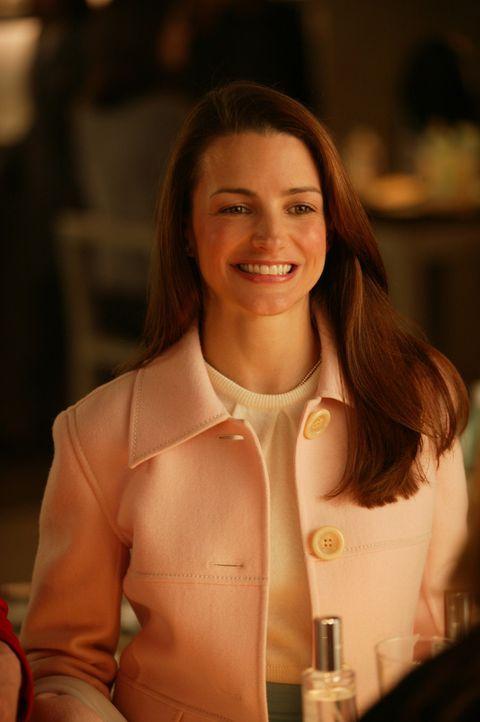 Um die Zeit bis zur Schwangerschaft zu überbrücken, engagiert sich Charlotte (Kristin Davis) ehrenamtlich ... - Bildquelle: Paramount Pictures