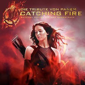 """Das Cover zum Soundtrack von """"Die Tribute von Panem - Catching Fire"""" - Bildquelle: Studiocanal/Universal Music"""