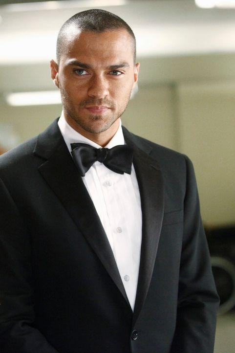 Dr. Mara Keaton soll im Auftrag von Jacksons (Jesse Williams) Mutter, ihm Informationen über sein Liebes - und Berufsleben entlocken. Doch der Plan... - Bildquelle: ABC Studios