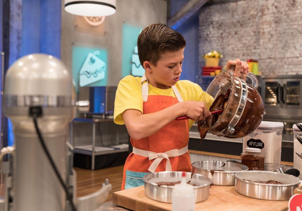 Einhorn-Torte - Bildquelle: Zack Smith 2017, Television Food Network, G.P. All Rights Reserved./ Zack Smith