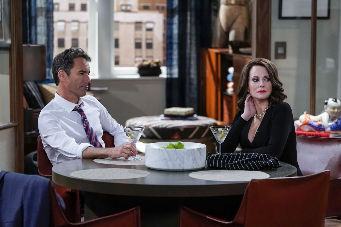 Will (Eric McCormack, l.); Karen (Megan Mullally, r.) - Bildquelle: Chris Haston 2018 Universal Television LLC. ALL RIGHTS RESERVED. / Chris Haston