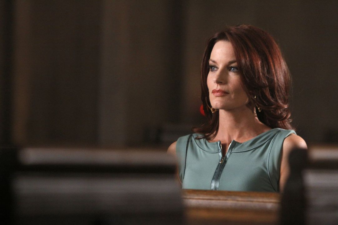 War der Mord an Sydney (Laura Leighton) ein Racheakt ihrer ehemaligen Geschäftpartnerin Amanda? - Bildquelle: 2009 The CW Network, LLC. All rights reserved.
