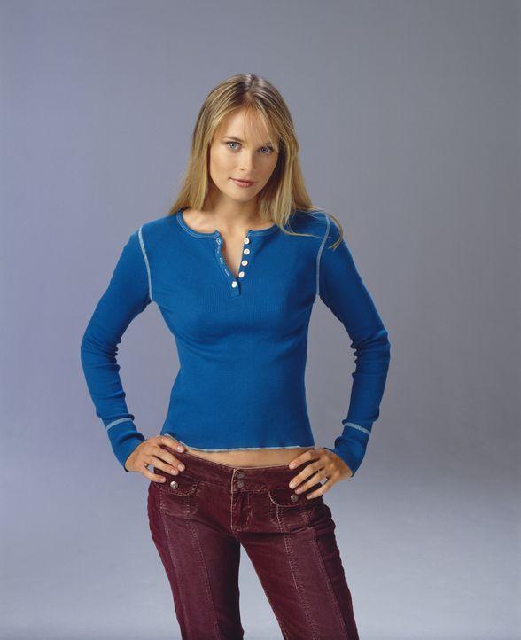 (7. Staffel) - Nachdem ihre Mutter ermordet wurde, beschloss Roxanne (Rachel Blanchard), eine Ausbildung zur Polizistin zu machen. - Bildquelle: The WB Television Network