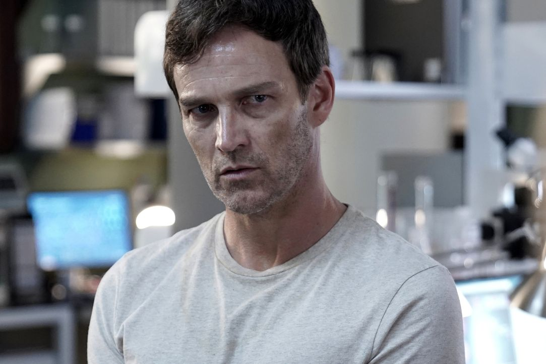 Reed Strucker (Stephen Moyer) - Bildquelle: Annette Brown 2018-2019 Fox and its related entities.  All rights reserved.  MARVEL TM &   2017 MARVEL