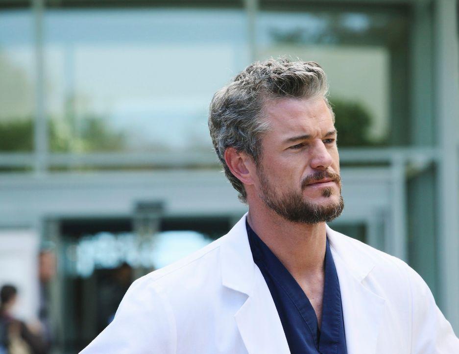 Zeigt gerne, wie toll er ist: Mark (Eric Dane) ... - Bildquelle: ABC Studios