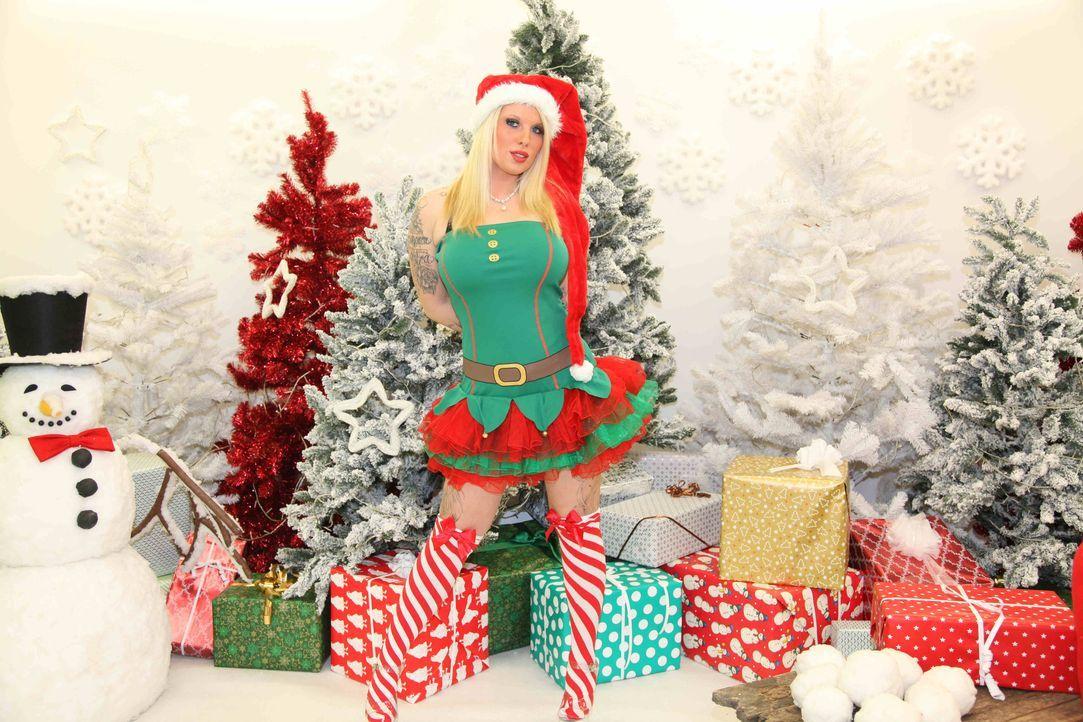 BB_Weihnacht_Sharon1 - Bildquelle: sixx