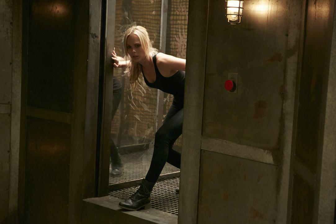 Aleister will Elena (Laura Vandervoort) als stärksten Werwolf für seine Zwecke missbrauchen und setzt damit den brüchigen Frieden zwischen Hexen und... - Bildquelle: 2015 She-Wolf Season 2 Productions Inc.