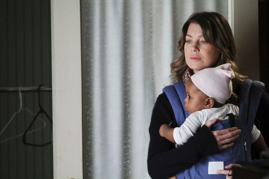 Ihre Unehrlichkeit in der Alzheimer-Studie kommt ans Licht und hat unerwartete Folgen: Meredith (Ellen Pompeo) ... - Bildquelle: ABC Studios