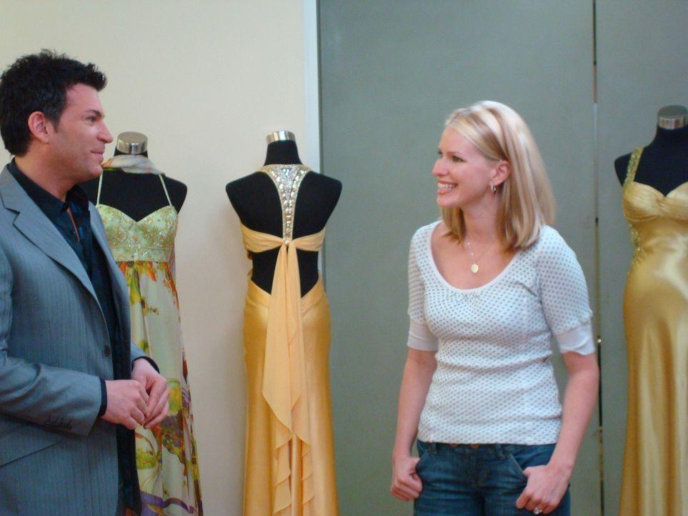 Braut Lauren hat einen ganz besonderen Heiratsantrag bekommen: Ihr Freund kn... - Bildquelle: Pilgrim Studios 2009