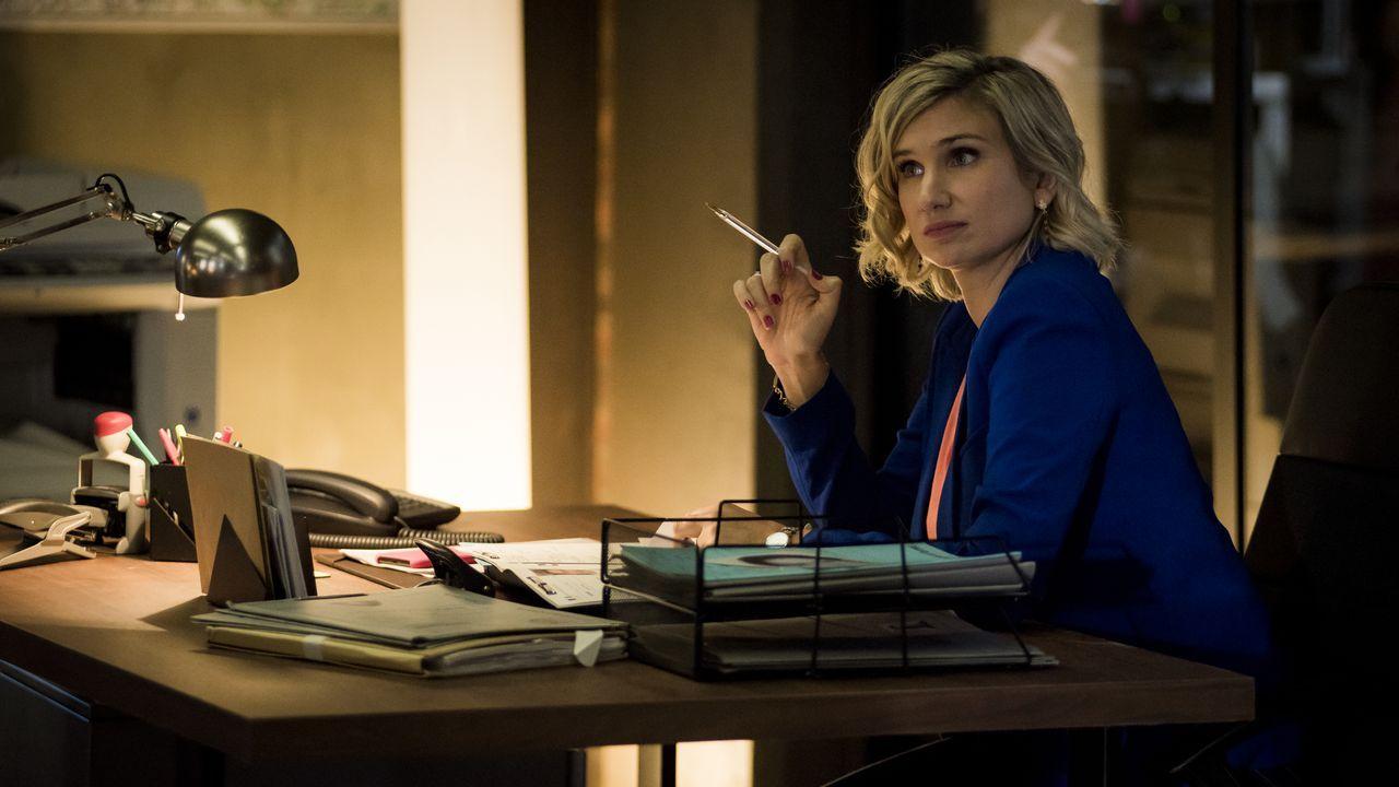Jess (Diane Dassigny) - Bildquelle: Nicolas Roucou 2019 BEAUBOURG AUDIOVISUEL / TF1 / Nicolas Roucou