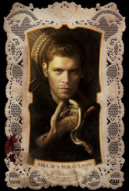 Joseph Morgan ist Klaus-Lord Niklaus - Bildquelle: Warner Bros Entertainment Inc.