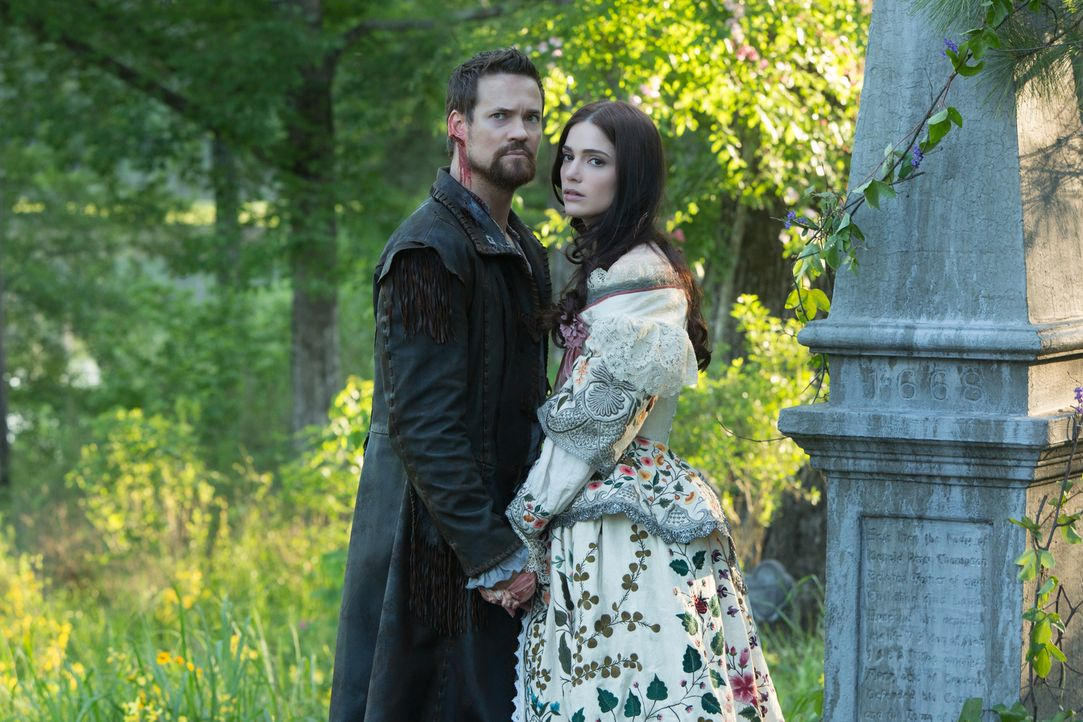 Haben John (Shane West, l.) und Mary (Janet Montgomery, r.) noch eine Chance, zusammen zu sein? - Bildquelle: 2016-2017 Fox and its related entities.  All rights reserved.