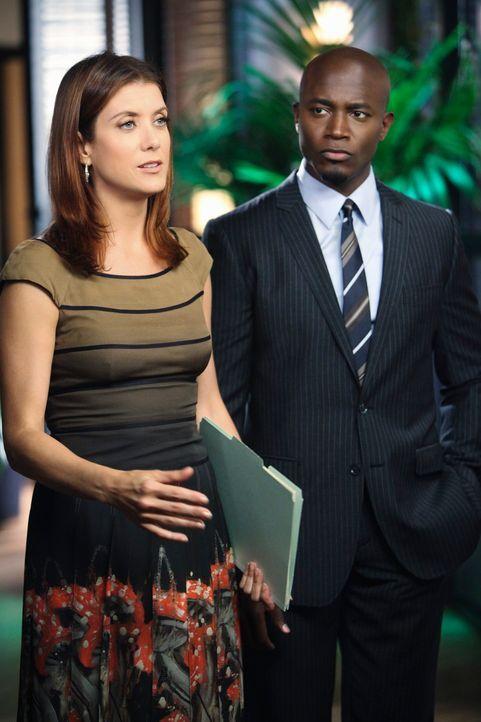 Während bei Addison (Kate Walsh, l.) Mutterinstinkte erwachen und sie sich vorstellen könnte, Betsy bei sich aufzunehmen, stößt der Gedanke bei... - Bildquelle: ABC Studios
