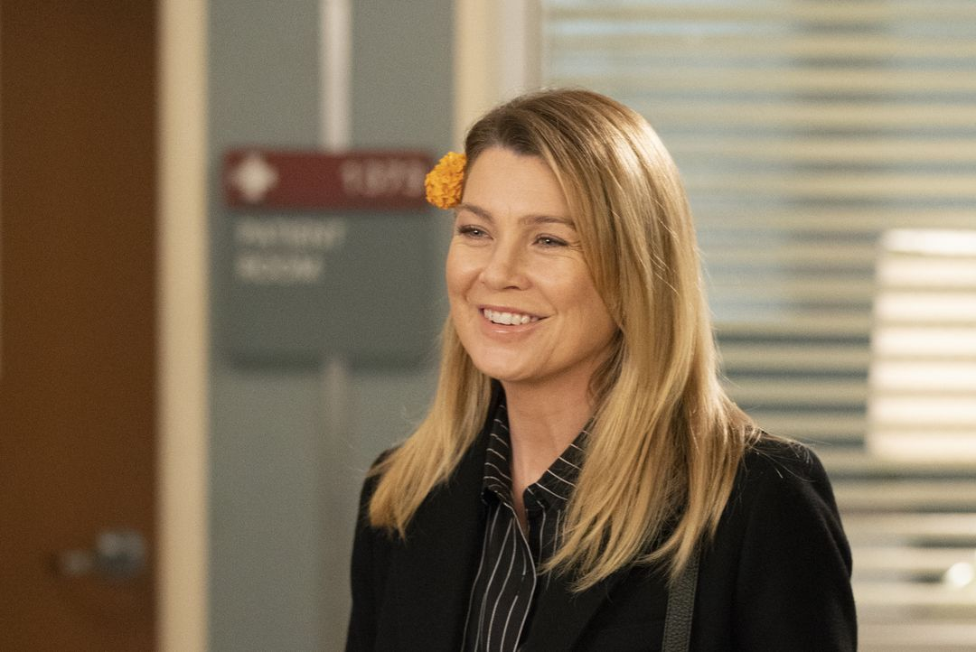 Dr. Meredith Grey (Ellen Pompeo) - Bildquelle: Mitch Haaseth ABC Studios / Mitch Haaseth
