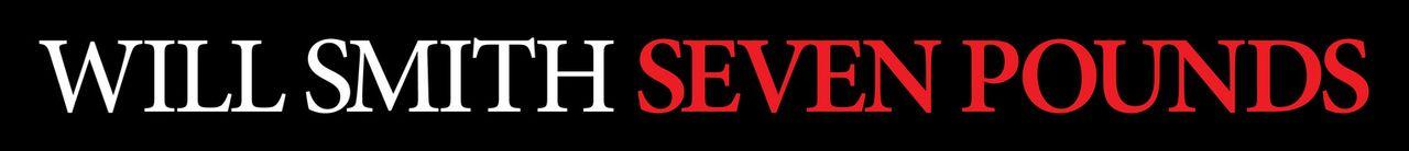 SIEBEN LEBEN - Logo - Bildquelle: 2008 Columbia Pictures Industries, Inc. and Beverly Blvd LLC. All Rights Reserved.