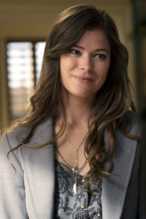 Lucys (Peyton List) Einstellung zu der Beziehung von Clark und ihrer Schwester Loise, sorgt für gewaltigen Ärger ... - Bildquelle: Warner Bros.