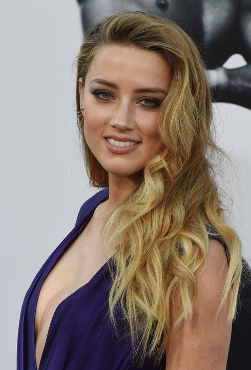 Amber Heard MMXXL - Bildquelle: AFP