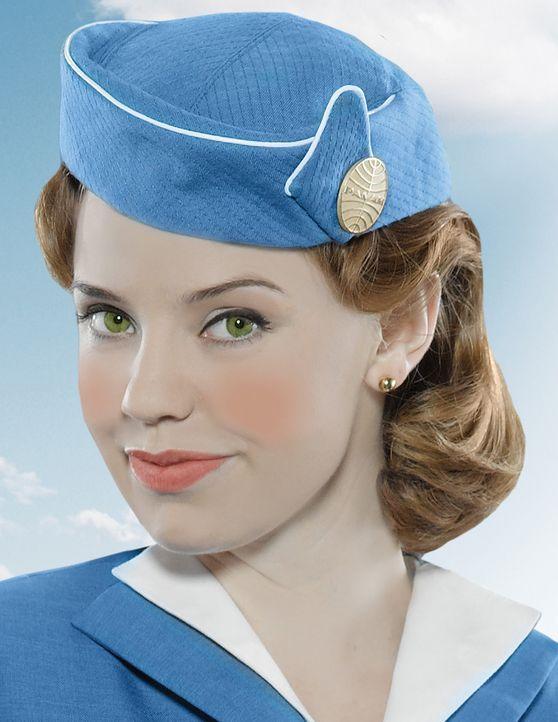 (1.Staffel) - Als Stewardess hat Kate Cameron (Kelli Garner) Einblicke in eine fremde Welt, was sich der US-Geheimdienst zu Nutzen macht ... - Bildquelle: 2011 Sony Pictures Television Inc.  All Rights Reserved.