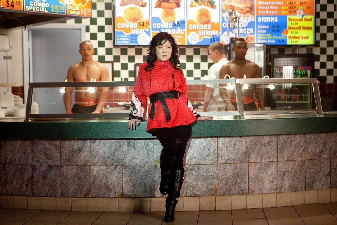 Erscheint in Janes Traum: Teri (Margaret Cho) ... - Bildquelle: 2009 Sony Pictures Television Inc. All Rights Reserved.